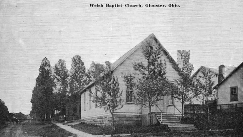 Welsh Bapitist Church in Glouster (LCBD Archive)