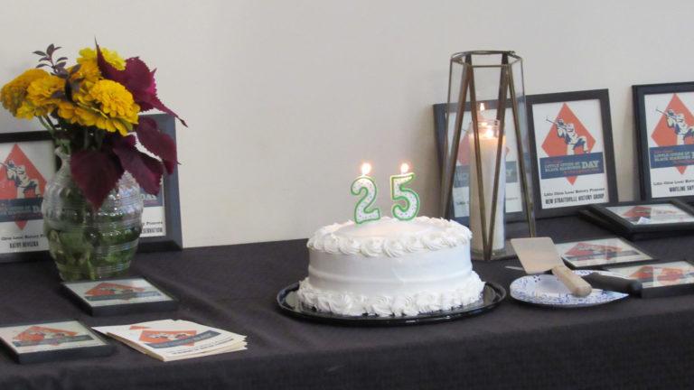 25th Anniversary Cake (2019)