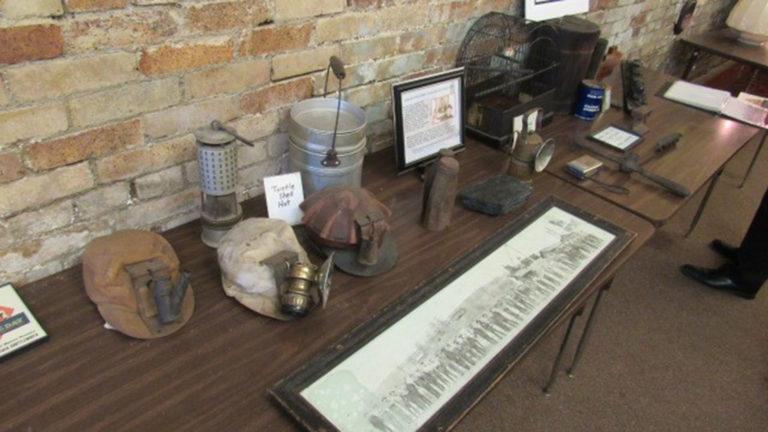 Coal Mining Artifacts