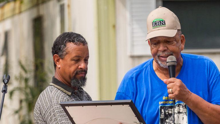 Emancipation Day Award Presentation (2019)