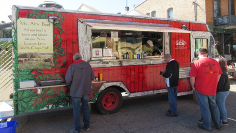 Mt. Airy Food Truck