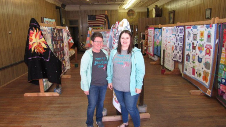 Perry County Sewcial Club Quilt Show