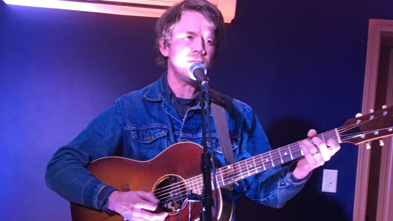 Singer-Songwriter Adam Remnant Performs